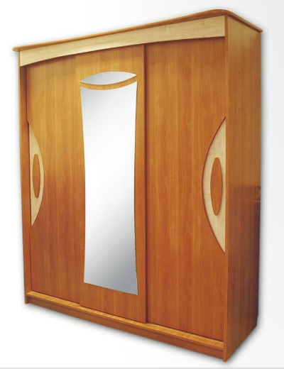 Wardrobe JONAS - Wardrobes with sliding doors - Novelts - Sale Furniture