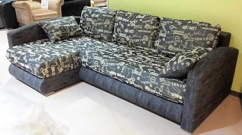 Corner sofa Lord (mini) - Sofas and armchairs - Novelts - Sale Furniture