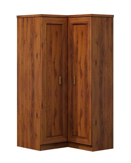 Angular closets - Сostly Corner Wardrobe Tadeusz T25 Sale Furniture