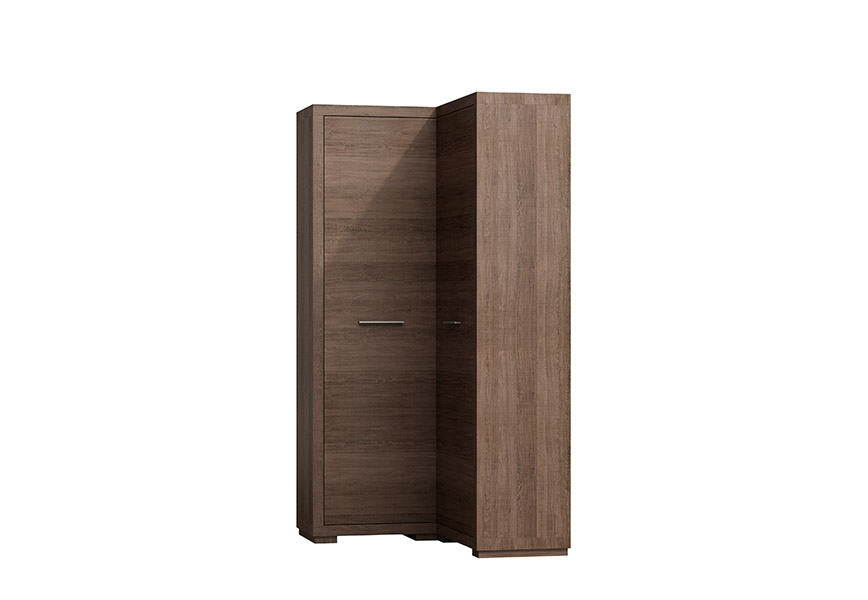 Angular closets - Сostly Corner Wardrobe Vegas V39 Sale Furniture