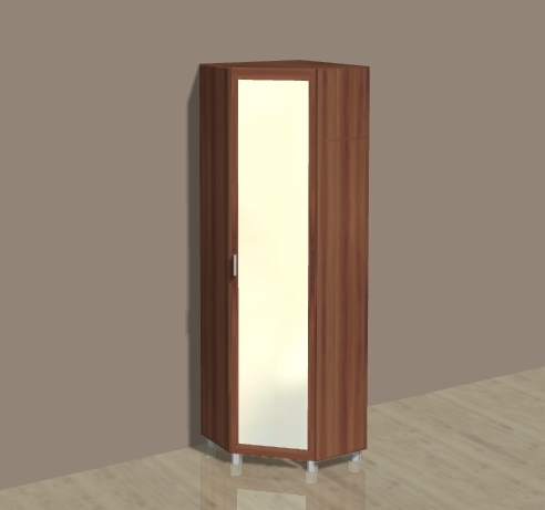 Angular closets - Сostly Corner Wardrobe MELISSA SK-814 Sale Furniture