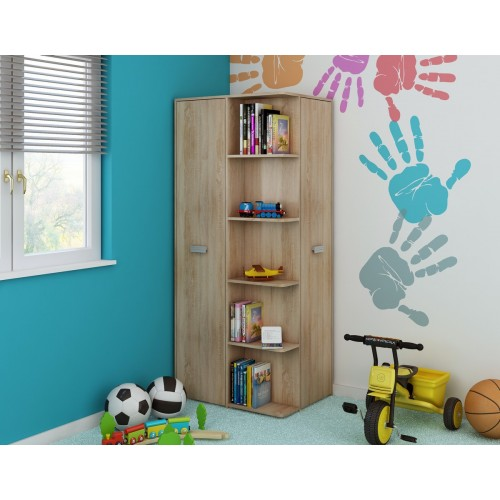 Angular closets - Sell-out Corner Wardrobe NMO Sale Furniture
