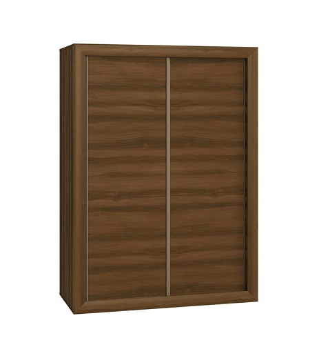 Wardrobes with sliding doors - Novelts Wardrobe Mocca19 Sale Furniture
