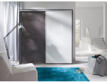 Wardrobes with sliding doors - Novelts Wardrobe ZND18 Sale Furniture