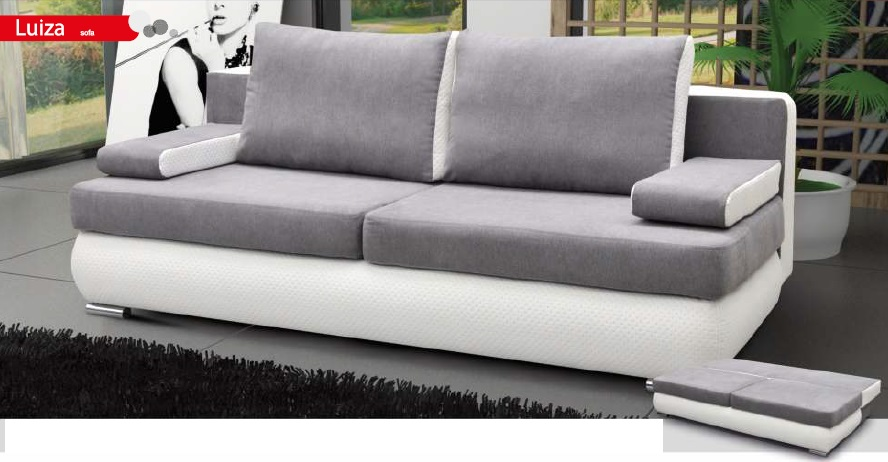 Upholstered furniture store Sofa-bed LUIZA1 Sale Furniture