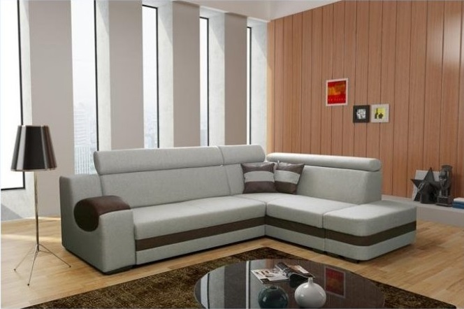 Upholstered furniture store Corner sofa MORENAII1 Sale Furniture