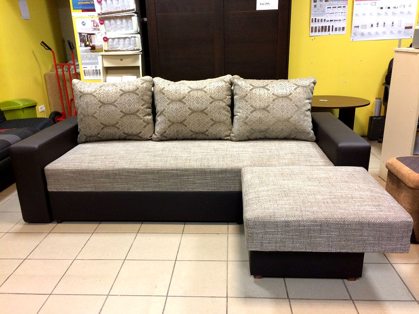 Upholstered furniture store Corner Sofa SIMBA Sale Furniture