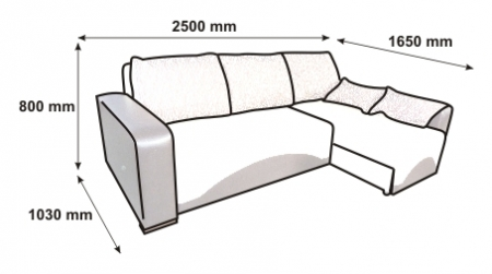 WOW sofa Sofas and armchairs Latvia Corner Latvija In stock