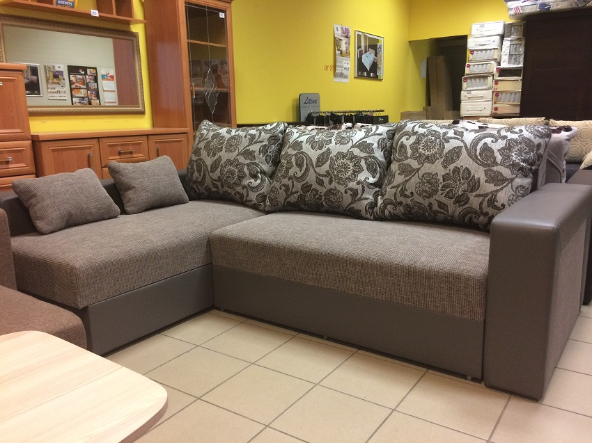 Corner Sofa WEST - Sofas and armchairs  - Novelts - Sale Furniture